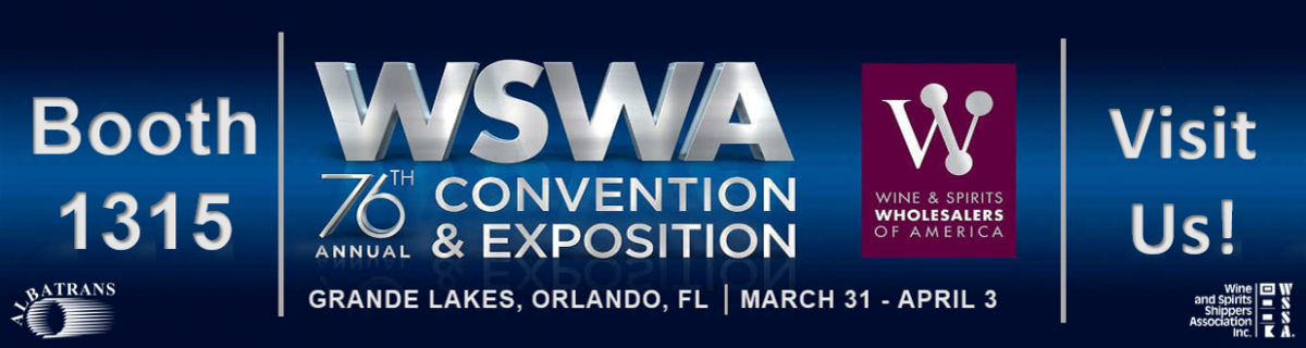 Visit Wssa At The Wswa 76th Annual Convention Exposition Wine And Spirits Shippers Association Inc